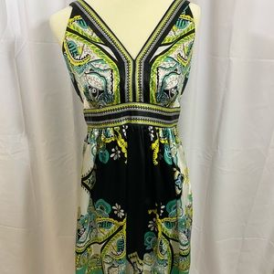 Vintage dress made in New York for summer
